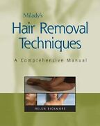 Hair Removal Techniques A Comprehensive Manual By Helen Bickmore
