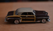 Vintage Franklin Mint Cars 1950 Chrysler Town And Country Precision Model