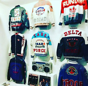 Very Rare Collection For Sale -troop Task Force Adidas Boxes Etc Museum Pieces