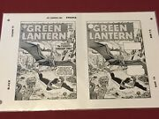 Green Lantern 30 Double Cover From Archives 1993 Gil Kane Murphy Anderson