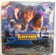 Springbok The Empire Strikes Back Star Wars 1500 Piece Puzzle New Sealed