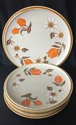 Premiere Country Casuals Nostalgia F8002 1 Serving Platter 12.25 4 Plates 10.75
