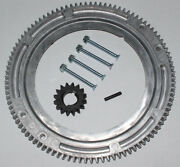 Flywheel Ring Gear And Hardware Replaces Briggs And Stratton 392134 And 696537