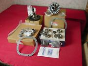 New Dana Spicer Model 30 Open Carrier 3.54 Gears Parts Kit And Master Set New