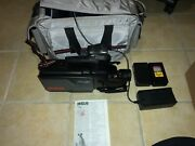 Rca Cc507 Video Camcorder W/ Extra Battery Strap Charger Carry Bag 16x Zoom L1