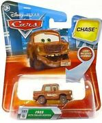 Disney Cars 1 2 3 Diecast 155 - Fred With Fallen Bumper 121 - Chase Rare Uk