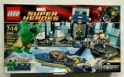 Lego Marvel Super Heroes 6868 Hulk's Helicarrier Breakout New Factory Sealed Box