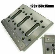 Cnc Wire Edm Fixture Board Stainless Jig Tool For Clamping And Leveling Part