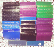 Lot Of 31 Proof Sets 1968-s Thru 1998-s. Also Includes 1966 Sms And 1967 Sms.