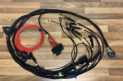 New Link Ecu G4 X Monsoon X With Zetec Wiring Engine Loom And Ecu Package