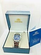 Rare Festina Watch F6708/3 - New And Boxed From Year 2006