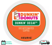 Dunkin Donuts Decaf Keurig Coffee K-cups You Pick The Size