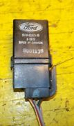 89-91 Ford Ranger Low Oil Pressure Indicator Relay Module W Wire Pigtail Genuine