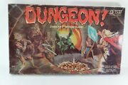 1980 Tsr Dungeon Board Game Replacement Parts Only - Not The Full Game