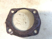 1965 1966 1967 1968 And Other Ford Mustang V8 Front Drum Grease Retainer Plate