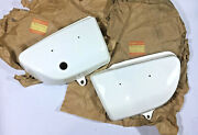 Genuine Suzuki Gt750 Gt 750 Water Buffalo Side Cover Right Left Set Nos Japan