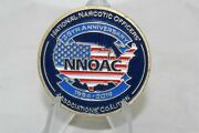 National Narcotic Officers' Associations' Coalition 25th Ann Challenge Coin