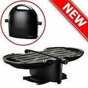 Nomadiq Portable Propane Gas Grill | Small And Lightweight | Camping Tailgate Rv