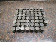 62 Sets Of Burndy Crimper Crimping Electrical Dies Free Shipping