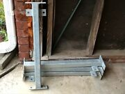Pontoon Chocks- Used Original Condition Mounting Bolts Included.