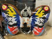 Mothra Godzilla 22 Jumbo Plush Toho Official Exclusive Licensed W/ Tags In Hand