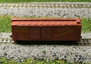 N Scale - Minitrix Union Pacific 40and039 Double Door Boxcar Up 176000 N1576