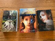Lot Of 3 Booksused Gentlypaperback- Entwined,vampire Academy,the Waterless Sea