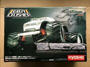 31142 Kyosho Giga Twin .26-engine 4wd Monster Truck/new In Box