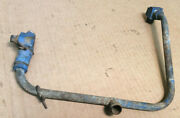 1966 And Other Ford Galaxie Mustang V8 390 Intake Smog, Emissions Tube And Fittings