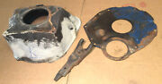 1967 1968 And Other Ford Mercury 200 250 6 Cyl Manual Bellhousing 136t Spacer Fork