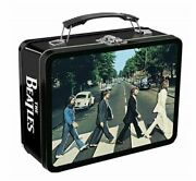 The Beatles Abby Road Metal Lunch Box