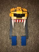 Lego 70010 Chima The Lion Chi Temple Replacement Pieces Gate Mouth