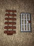 Lego 70010 Chima The Lion Chi Temple Replacement Pieces Door Stairs Staircase