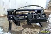 Super Duty Tree And Post Puller For Skid Steer Hydraulic
