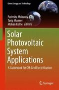 Green Energy And Technology Solar Photovoltaic System Applications A...
