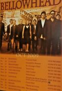 Music Flyers From Manchester Concerts 2000-2013