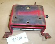Wheel Horse Tractor 310-8 42 Mower Deck Front Hitch, Assembly Latch