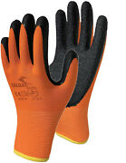 Box Deal 300pairs Seamless Knit Nylon Nitrile Form Coated Work Gloves 1507