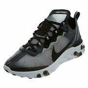 Nike Menand039s React Element 87 Multiple Colors Aq1090-001 Running Shoe