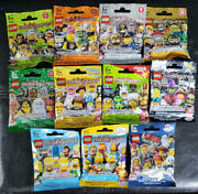 11 Lego Minifigures Blind Mystery Packs From Series 3 4 9 10 11 12 And More