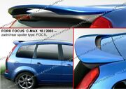 Spoiler Rear Roof Ford Focus C-max, Ford C-max Wing Accessories