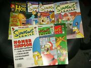Simpsons Comic Books. You Get All In Pic