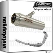 Arrow Racing Nocat Full System Exhaust Pro-race Titanium Honda Cbr 650 F 14/18