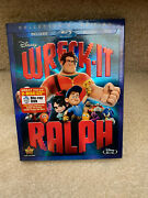 Blu-ray Wreck-it Ralph Collector's Edition Blu-ray/dvd, 2013, 2-disc Set