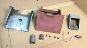 1966 And Other Ford Galaxie 500 Front Dash Ash Tray Bkt Lamp Lighter Oem