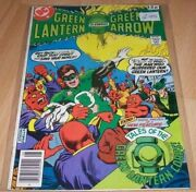 Green Lantern 1960-1988 1st Series Dc 107...published August 1978 By Dc