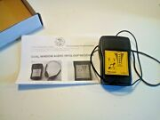 Oval Window Audio Infoloop Receiver Il-rx10 Assistive Listening Hearing Aid