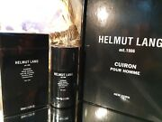 Cuiron By Helmut Lang 100 Ml- 3.4 Fl Oz Edc And Deodorant Vintage And Sealed