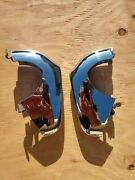 Vintage Bumper Guards Rat Rod, Hot Rods Custom. Chevy Ford.