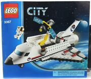 Lego City 3367 Space Shuttle 100 Complete With Instructions Great Condition